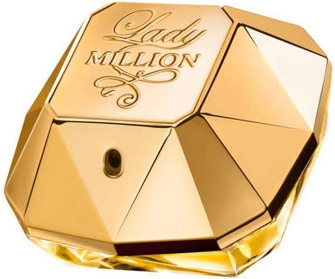 Paco Rabanne Lady million eau de parfum online kopen