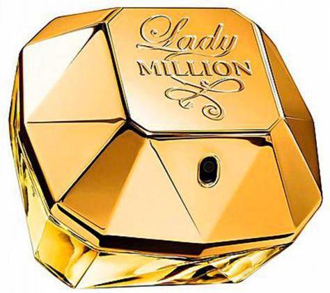Paco Rabanne Lady Million Eau de Parfum 80, 0 ml online kopen